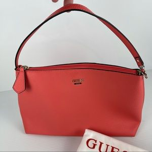 GUESS NEW Authentic Shoulder Bag with Dustcover